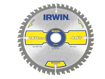 125 - 160mm Circular Saw Blades