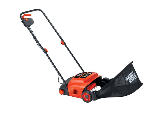 Sweepers, Scarifiers & Lawnrakers