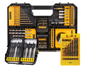 DeWalt Drill Bits & Sets