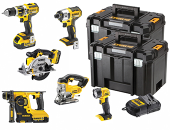 DeWalt Kits & Twin Packs