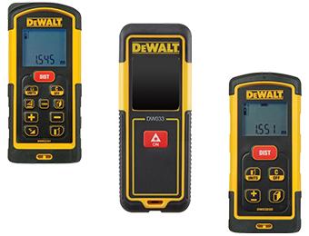 DeWalt Distance Measures