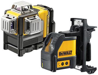 DeWalt Laser Levels