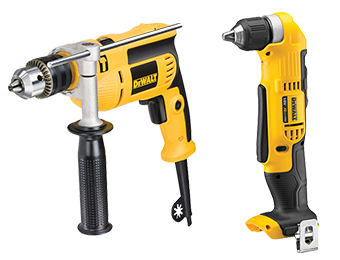 DeWalt Percussion Drills & Angle Drills