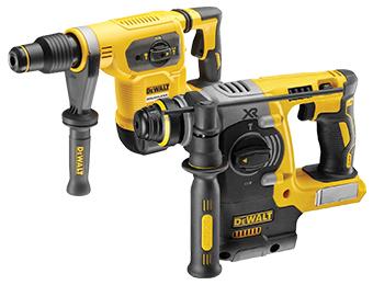 DeWalt SDS-Plus & SDS-Max Drills