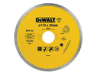DeWalt Tile Saw Blades