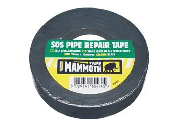 Pipe Repair & Roofing Tape