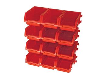Plastic Storage Bins & Wall Panels