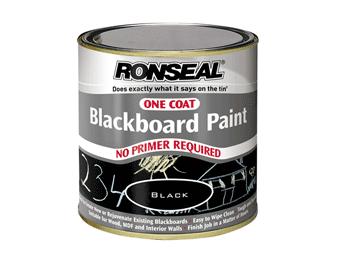 Blackboard Paint & Chalkboard Paint