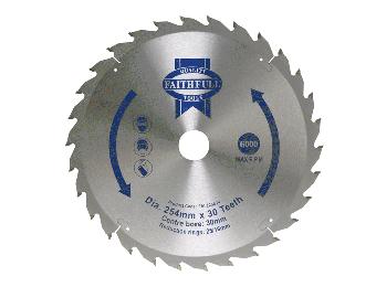 250mm Circular Saw Blades
