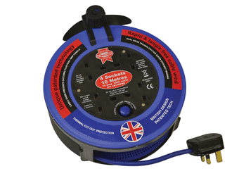 240v Cable Reels & Leads