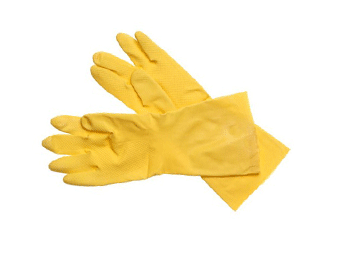 Cleaning Gloves & Bin Bags