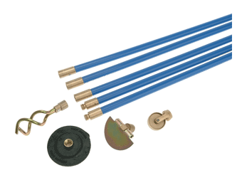 Drain Rods & Accessories