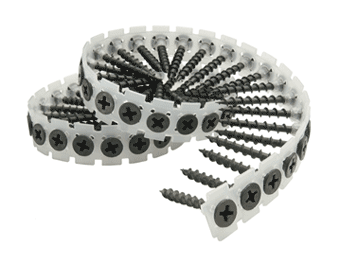 Collated Screws & Accessories