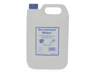 De-Ionised Water