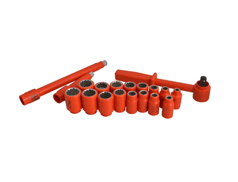 VDE Insulated Sockets and Spanners