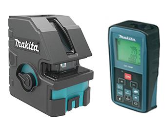Laser Levels, Measuring & Testing