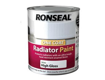 Heat Resistant Paint & Radiator Paint