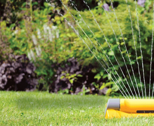 Sprinklers & Water Irrigation
