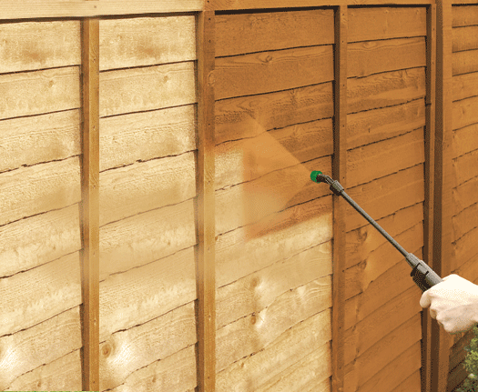 Outdoor Woodcare