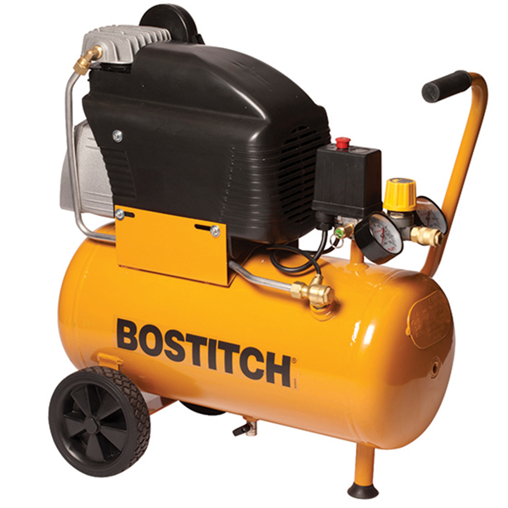 Bostitch C24-U Portable Compressor 24 Litre 240V