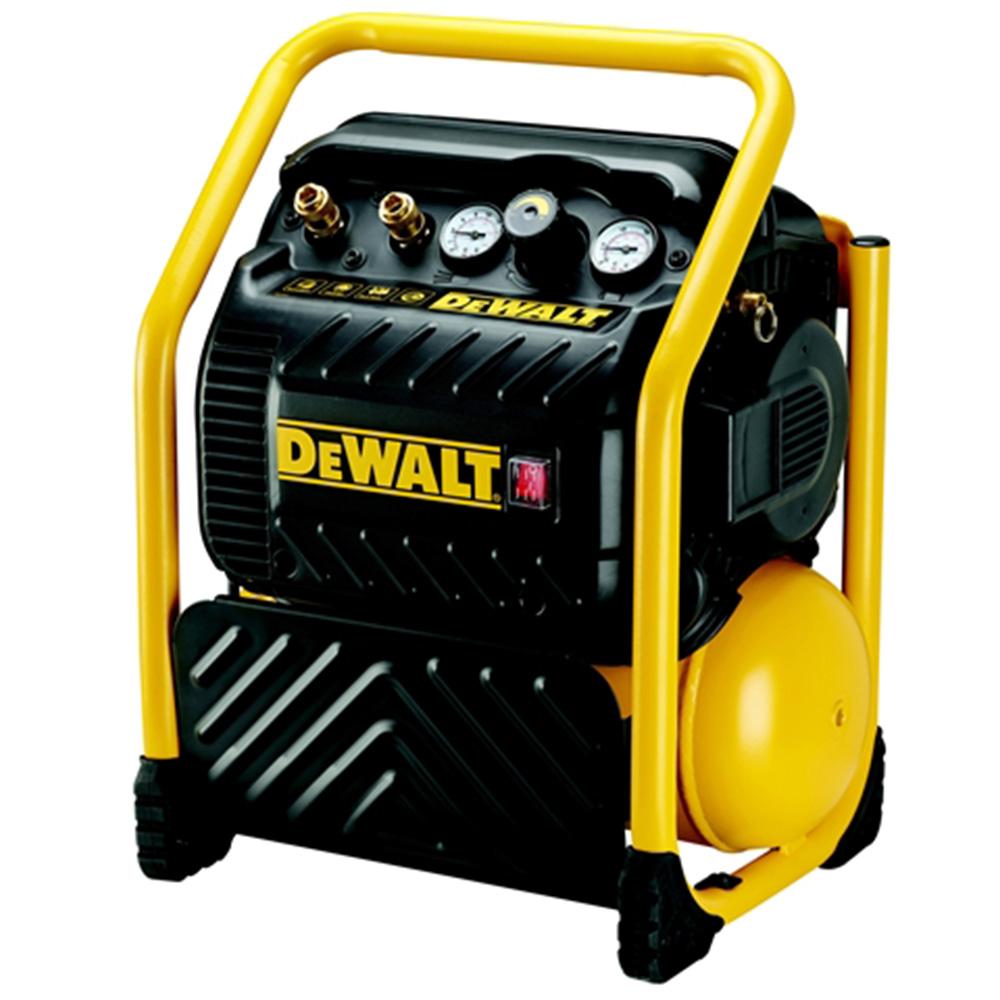 DeWalt Mid Pressure Super Quiet Compressor 1100 Watt 110v