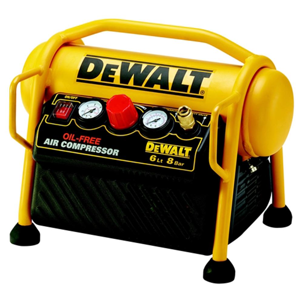 Dewalt DPC6MRC Mini Roll Cage Compressor 240v