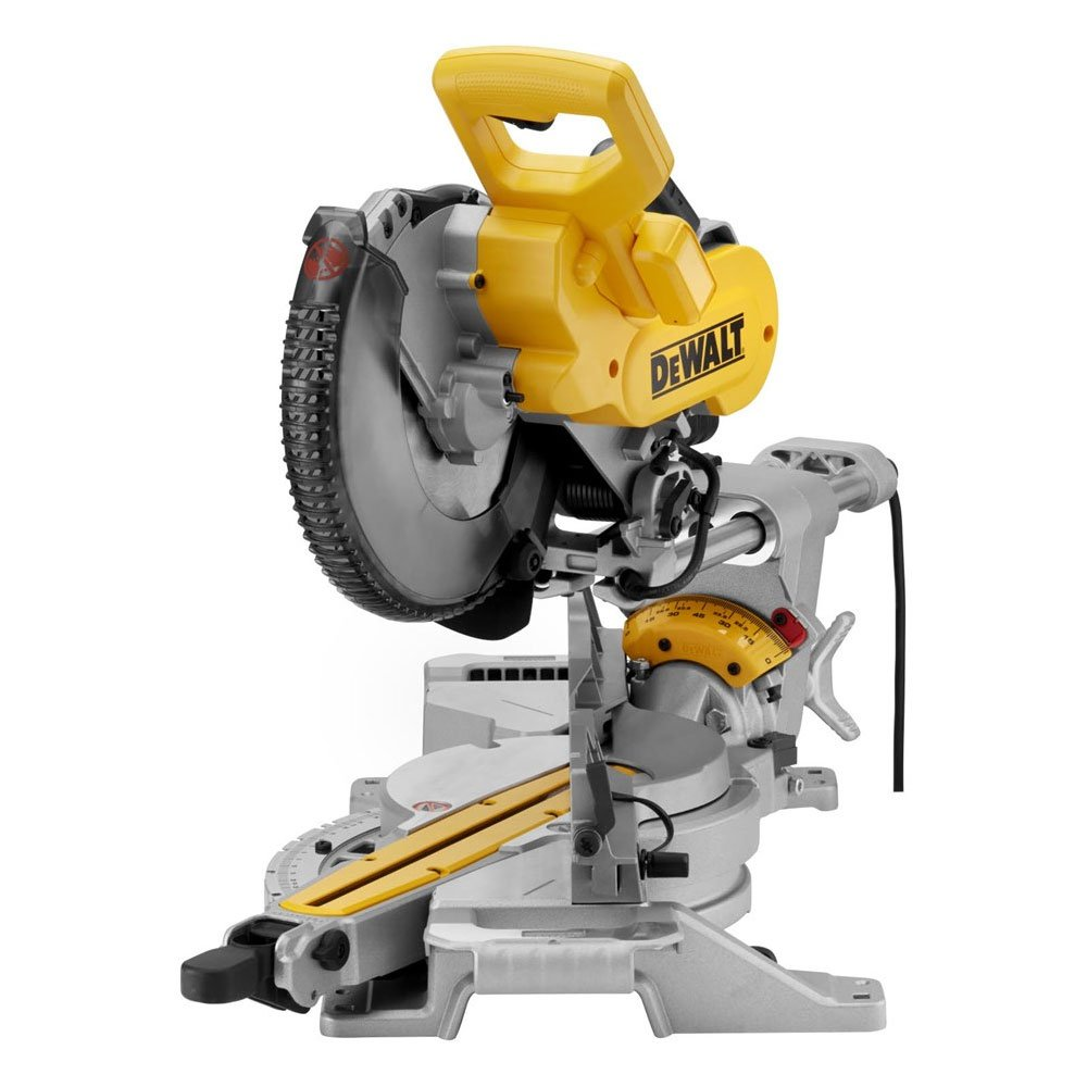 DeWalt DWS727 Slide Compound Mitre Saw 110v | eBay