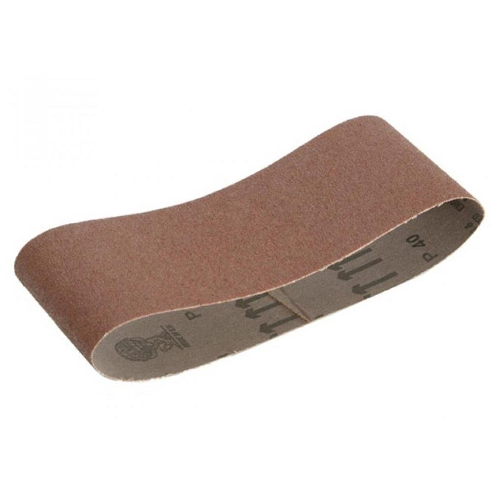 Cloth Sanding Belts 100 x 915mm 80 Grit Pack of 5
