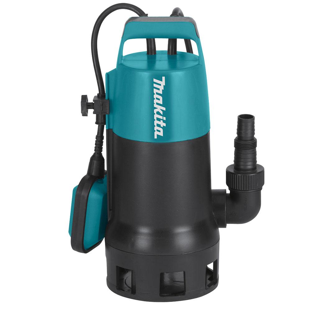 Makita PF1010 Submersible Water Pump 1100W 240v