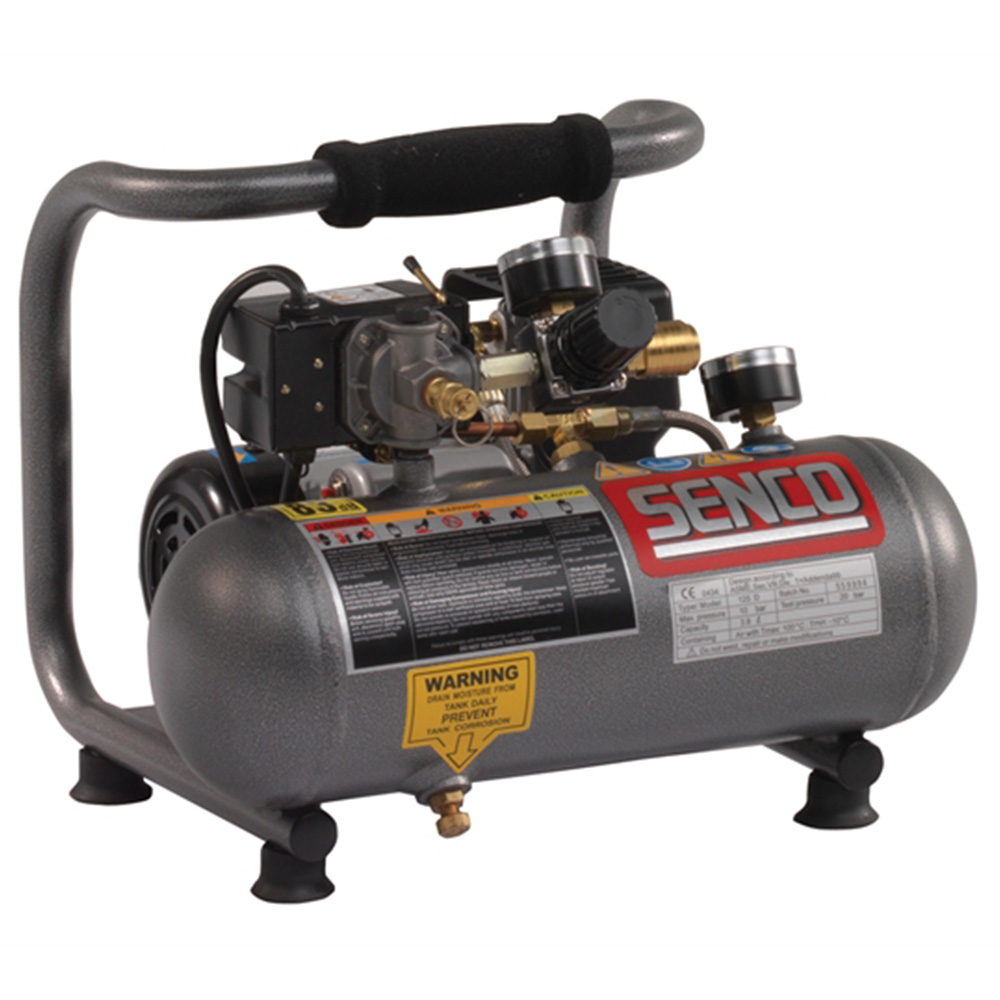 Senco SENPC1010UK1 PC1010 0.5HP 110 Volt Compressor