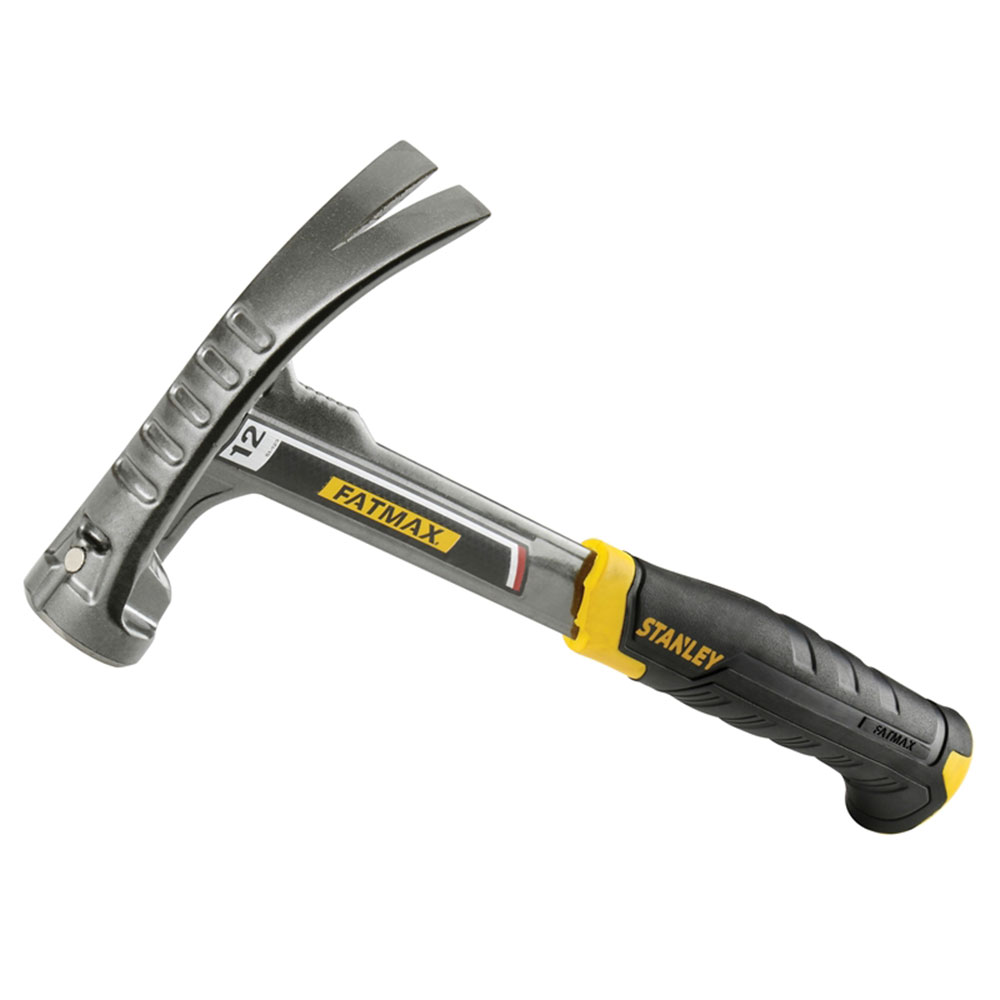 Stanley FatMax Xtreme Hi Velocity Rip Claw Framing Hammer 400g ...
