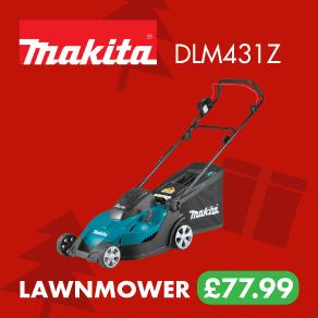 Makita DLM431Z 36v (Twin 18v) LXT Lawnmower