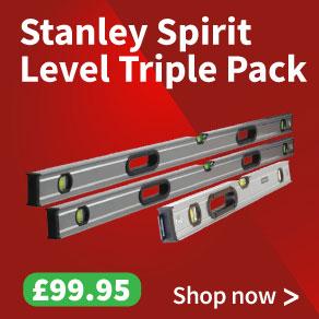 Stanley FatMax Spirit Level Triple Pack
