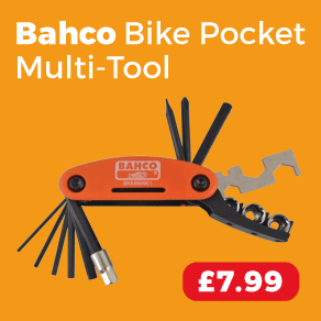 Bahco Multi Bike Pocket Tool