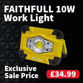 Faithfull Work Light