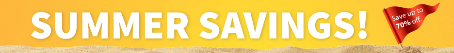 Shop our Summer Offers and Save!