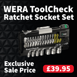 Wera ToolCheck Set