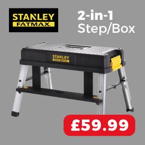 Stanley FatMax® Work Step Toolbox 64cm