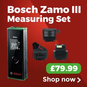 Bosch Zamo III