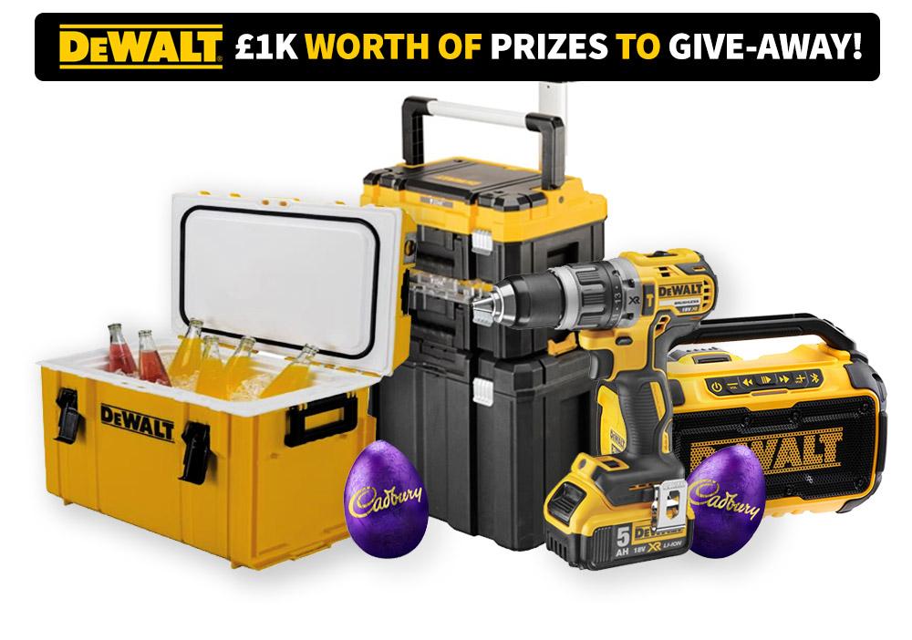 DeWalt Prizes