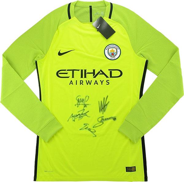 Man City Shirt