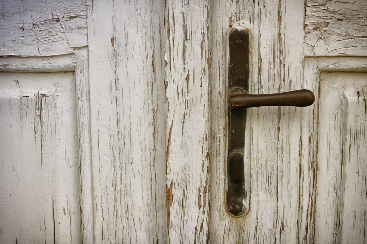 Freshen Up Your Front Door